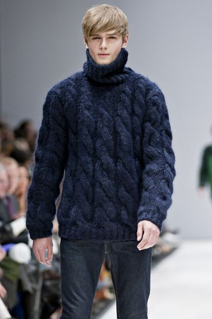 99 Best Knit For Men Images On Pinterest Knitting
