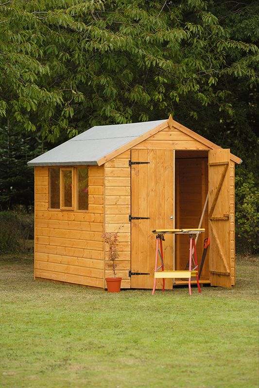 Garden Sheds 7x5 garden sheds 7x5 x 5 tongue and groove apex wooden shed workshop