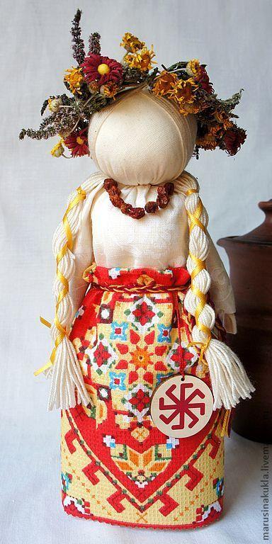 "Кукла - оберег ""Лада"".Продана. - оберег,кукла оберег,авторская кукла,кукла в подарок"