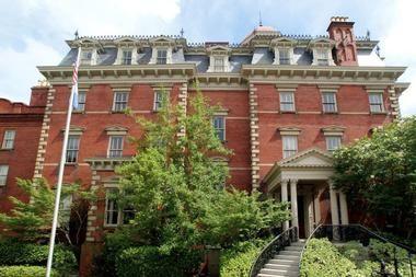 Wentworth Mansion in Charleston, South Carolina