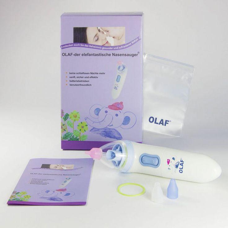OLAF® der elefantastische Nasensauger