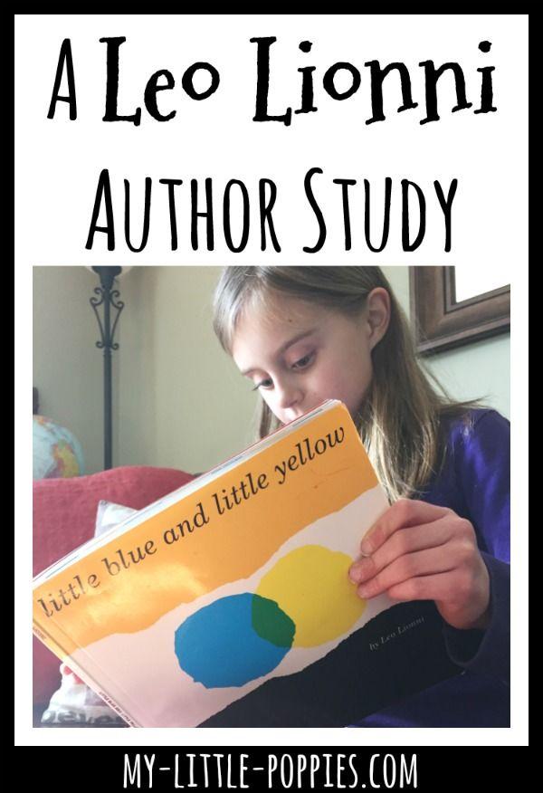 Author Study: Leo Lionni - Literacy505 - sites.google.com