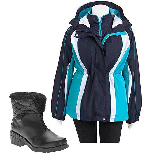 #reallycute plus size womens ski jackets 02079930