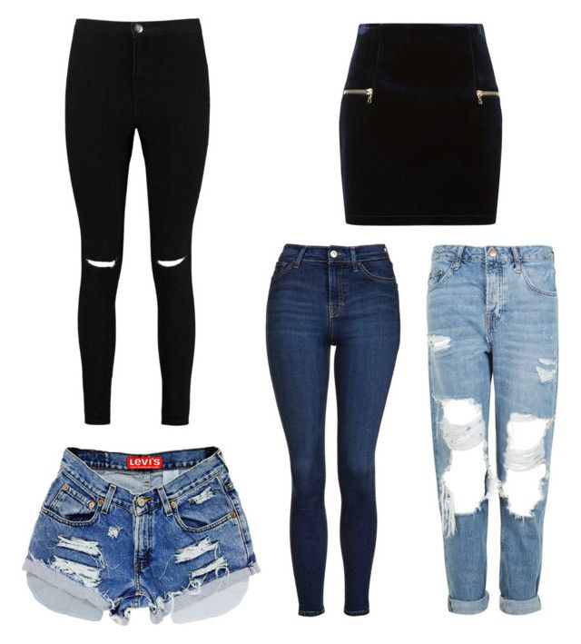 """""""Untitled #3"""" by anjeanette-roxas on Polyvore featuring Topshop, Boohoo and Sandro"""