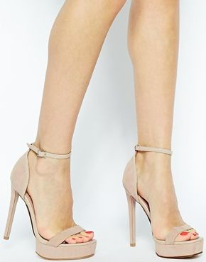 Enlarge ASOS HEIRLOOM Heeled Sandals