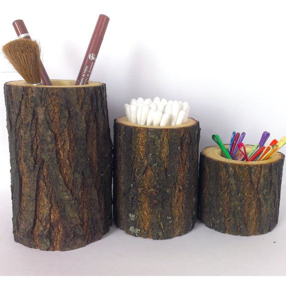 Rustic Bathroom Decor Rustic Bathroom Accessories by WOODINDECOR