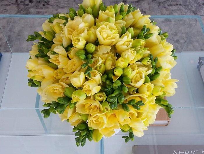 Best 300+ Yellow Flower Arrangements & Bouquets images on Pinterest ...