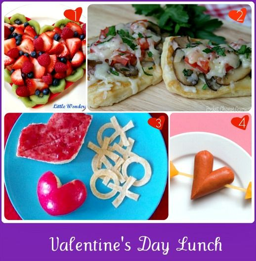 Valentine Dinner Food Ideas