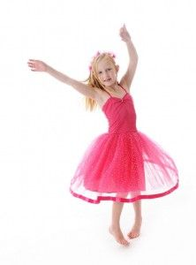 Flowing Skirt in Pink www.princessdresses.com.au
