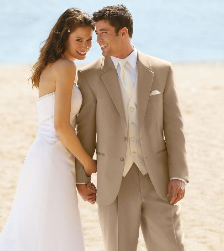 Emejing Beach Wedding Tuxedo Ideas Contemporary - Styles & Ideas ...