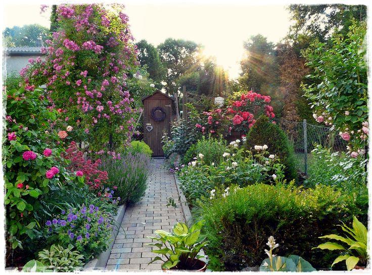 57 besten mein garten - my garden bilder auf pinterest | garten, Garten und bauen