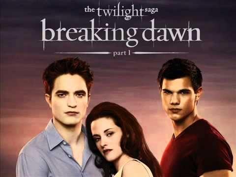 Twilight Saga Breaking Dawn Official Soundtrack - Sleeping At Last