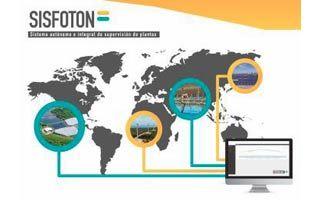 SISFOTÓN, sistema autónomo e integral de supervisión de plantas fotovoltaicas