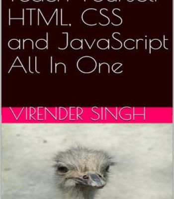 Teach Yourself Javascript Pdf