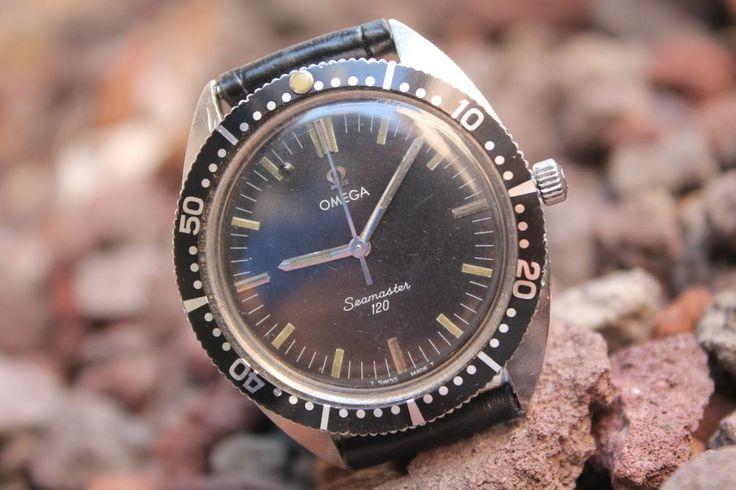 OMEGA Seamaster 120 vintage watch montre Uhr reloj relogio ur orologio SUB   | eBay