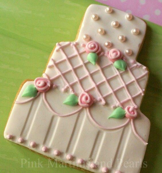 Decorated Wedding Cookies – Part 2