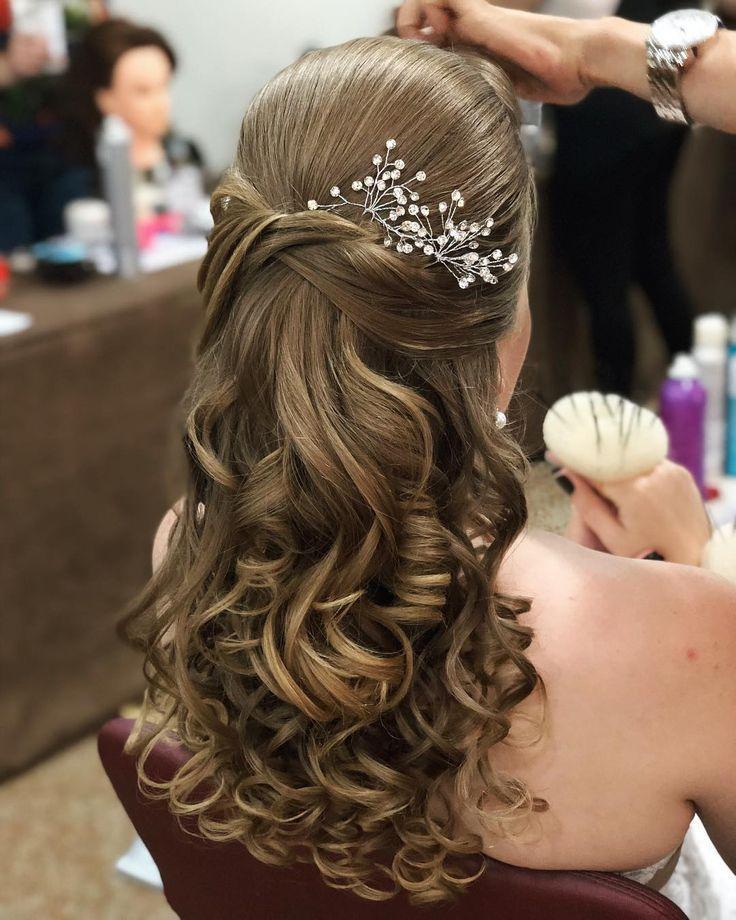 14 Imagenes de peinados de novia
