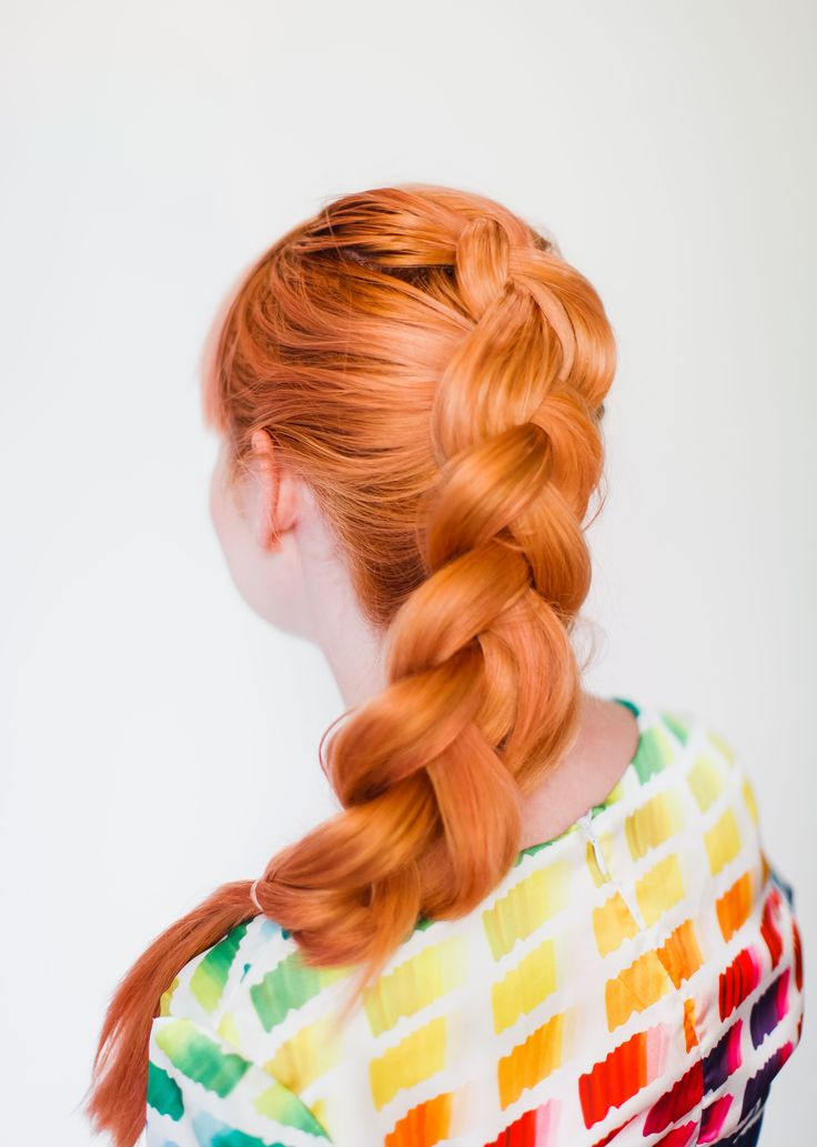 The secret to thicker braids