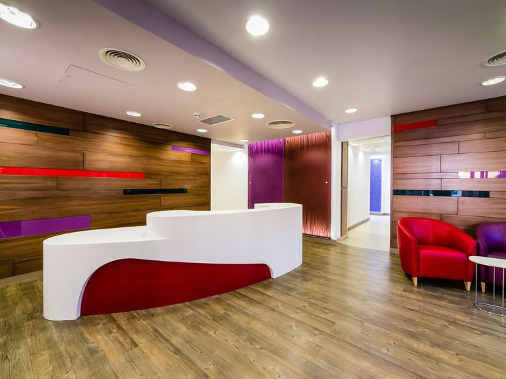 Furniture, Hotel Reception Desk Design With Large Size Using Colorful Ideas: How to make a reception desk? That's so easy
