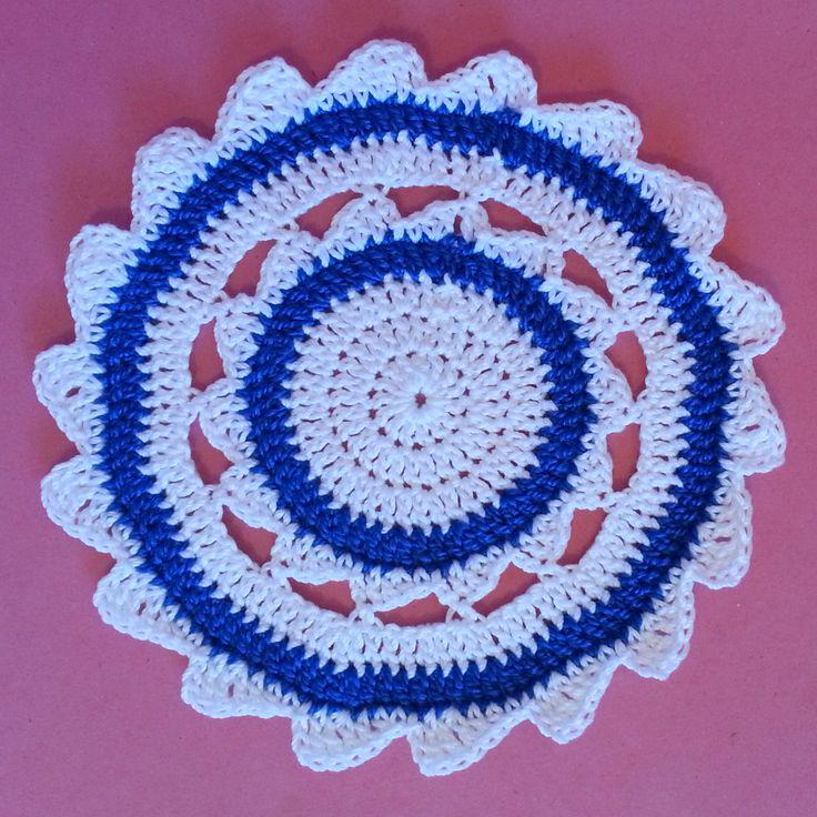 35 besten Crochet doily Bilder auf Pinterest | Häkelzierdeckchen ...