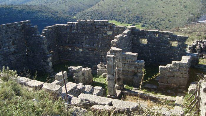 Archaeological Site Of Orraon | Kastri Hill – Ammotopos, Arta