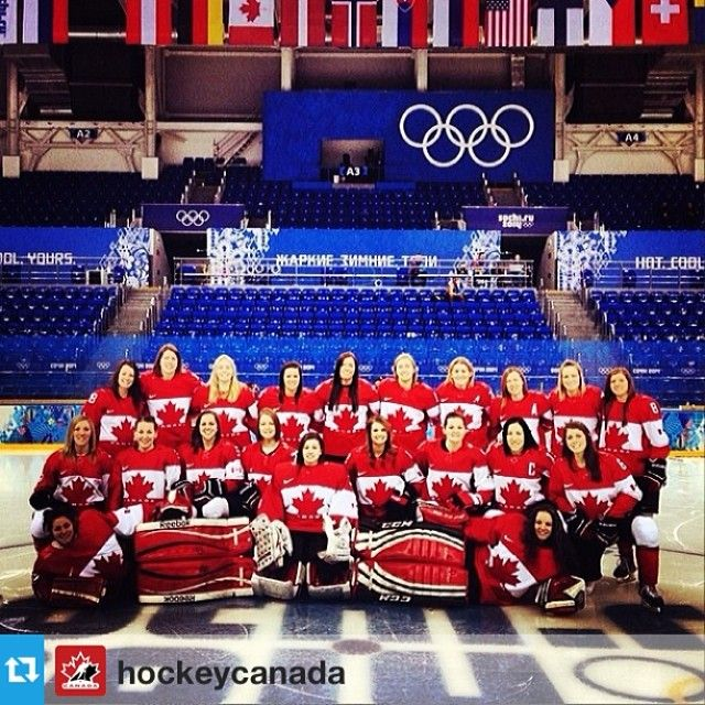 Congratulations to the #TeamCanada #Womens #Hockey on ...
