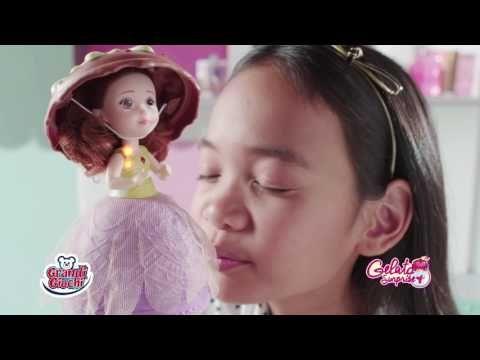 Cupcake Gelato Surprise - YouTube