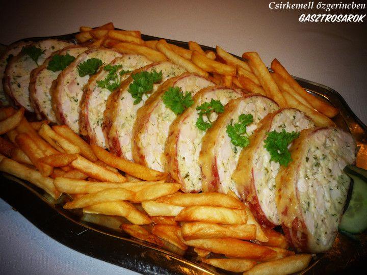 Csirkemell őzgerincben | Receptneked.hu (olcso-receptek.hu)