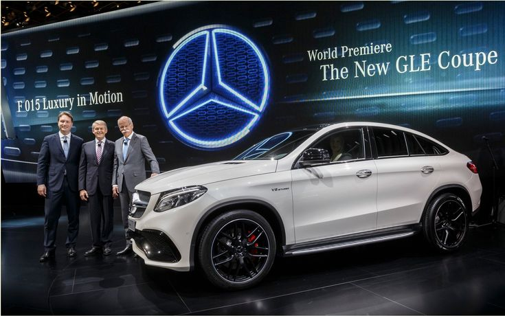 Internet still has once gate: after a photo of his new SUV is out on the web yesterday evening, Mercedes-Benz had no choice but to present his new GLE cut in its entirety.The manufacturers never mention their direct competitors, but a quick glance eye has this vehicle is enough to see that courtisera BMW X6 buyers.   #Auto Shows #autoes #car #cars guide #Detroit #Mercedes-Benz GLE blow: the BMW X6 in his sights #The Car Guide #the cars