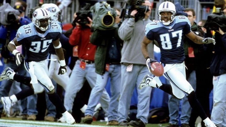 Kevin Dyson insists Music City Miracle 'was legitimate and legal' #kevin #dyson #insists #music #miracle #legitimate #legal