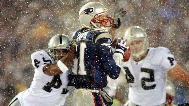 raiders vs pats tuck rule game photo - Saferbrowser Yahoo Image Search Results
