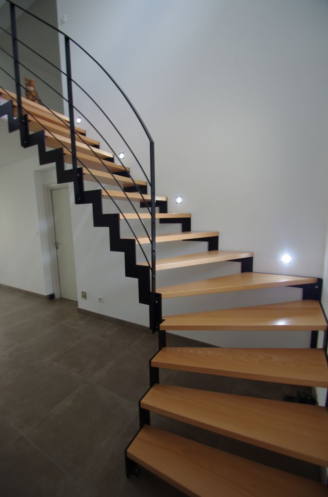 Best 25 led escalier ideas on pinterest int rieur led for Eclairage interieur led