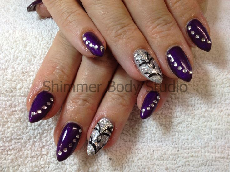 214 Best Images About Nails Full Colour On Pinterest Nail Art Studios And Konad Stamping