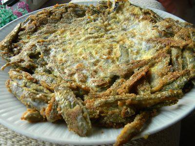 visnap.blogspot.com.     Malzemeleri:   Yarım kilo taze fasulye   Bir miktar mısır unu   Tereyağı   Tuz   Yumurta   Su     Tarifi:   Taze f...