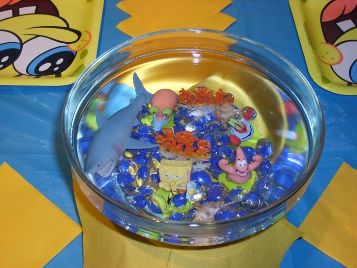 SpongeBob games Party stuff Pinterest Spongebob
