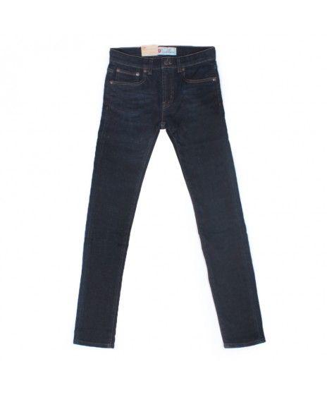 Childrens Levis 519 Indigo Extreme Skinny Fit Jeans