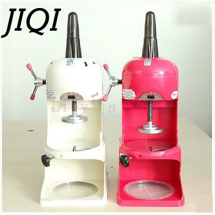 ==> [Free Shipping] Buy Best JIQI Electric ice crusher shaver ice sand slush maker commercial snow cone Smoothie machine slushies block shaving machine EU US Online with LOWEST Price | 32673567587