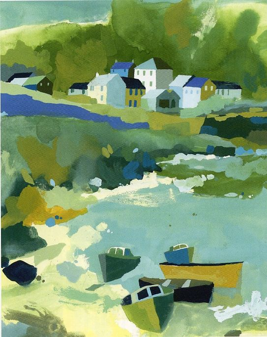 Richard Tuff – Sennen Cove                                                                                                                                                                                 More