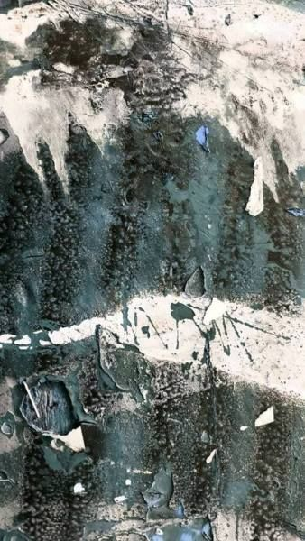 Iva Trzcinska | Obrazy destrukcji #5 | Obrazy destrukcji to cykl dokumentujący zapis destrukcji, czyli powolnego niszczenia zarówno obiektów stworzonych przez człowieka, jak i wytworów naturalnych. Próba doszukania się piękna w tym, co z założenia powinno być zapisem brzydoty. Zdjęcia autorskie przetworzone cyfrowo.