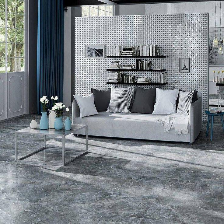 Το πλακάκι Preziosa Fior Di Bosco αποδίδει την αίσθηση του μαρμάρου και προσδίδει στους χώρους διαχρονικό και κομψό style.