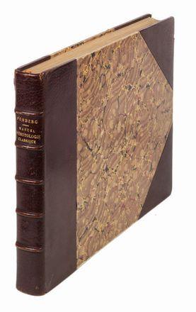 Forberg F.K. : Manuel d'érotologie classique. (De figuris Veneris).  Isidore Liseux  - Asta Manoscritti, Incunaboli, Autografi e Libri a st...