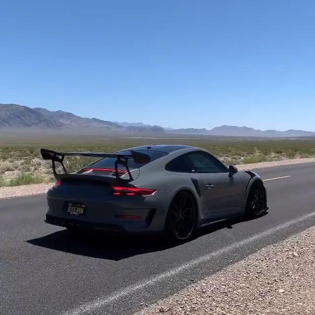 Porsche GT3 RS   – Cars