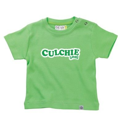 Culchie Beag Baby T-Shirt by Hairy Baby