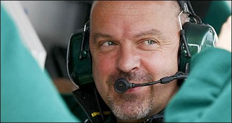 Mike Gascoyne (b 1963) British Formula One designer and engineer;  wind tunnel aerodynamicist, McLaren (1989); Tyrrell (1990); Sauber (1991-93); Deputy Technical Director, Tyrrell (1994-97); Technical Director, Jordan (1998-2000); Technical Director, Benetton/Renault (2001-03); Technical Director, Toyota (2003-05); Chief Technology Officer, Spyker/Force India (2006-08); Chief Technical Officer, Lotus F1 Racing/Team Lotus/Caterham Group (2009-15)