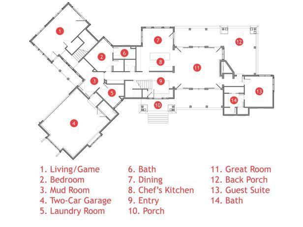 17 best images about hgtv dream home floor plans on pinterest for Hgtv floor plans