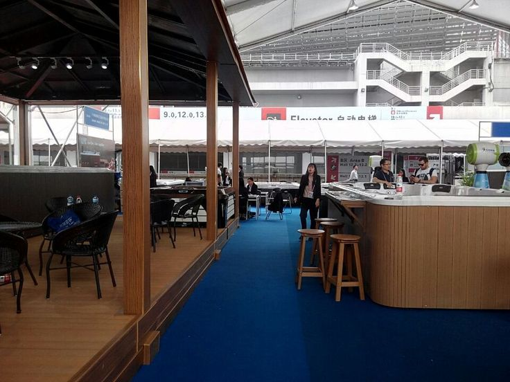We Are at the Canton Fair (China Import and Export Fair)