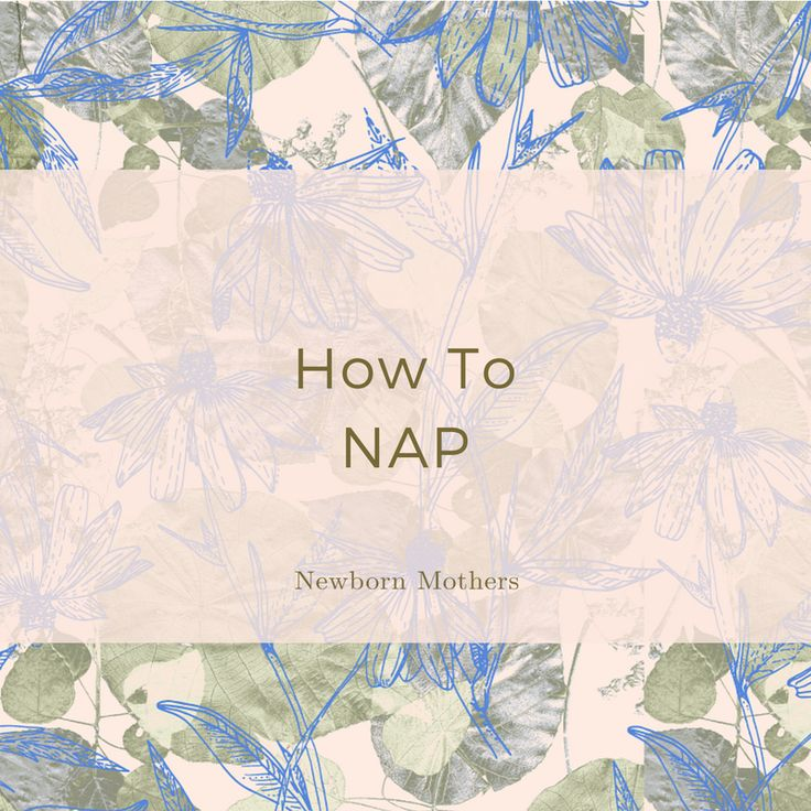 As a life long lover of #naps I find it hard to understand when people tell me they can't #nap! But I know it's true, many #exhausted new #mums say they find it really hard to #sleep during the day.