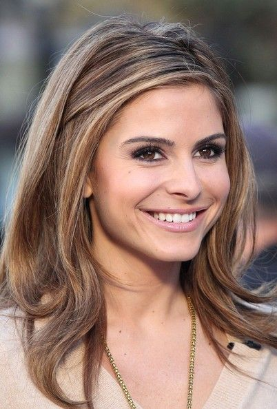 maria menounos hair - love this color!