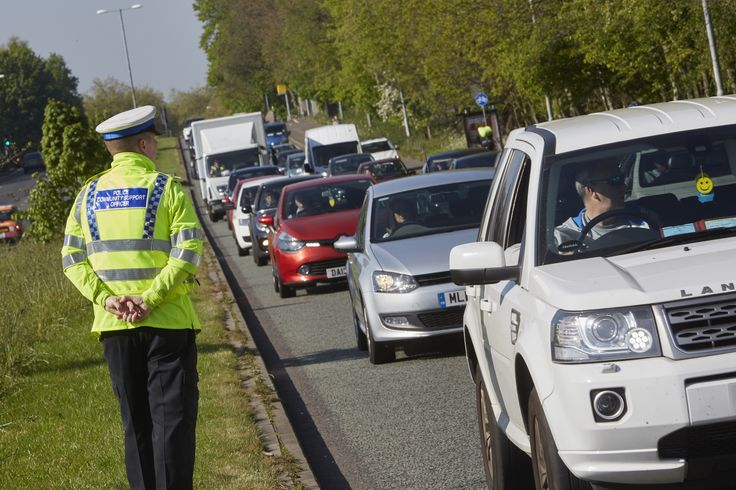 Greater Manchester Police conducted an ANPR operation targeting untaxed and uninsured vehicles on Wednesday 10 May 2017 on Princess Parkway in South Manchester. Automatic Number Plate Recognition (ANPR) technology is used within GMP to help detect, deter and disrupt criminality at a local, force, regional and national level. www.gmp.police.uk