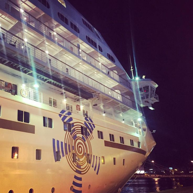 We promise you the night of your life, the kind that ends the next morning, every night you sail with us!  Don't forget, you are among friends!    Photo by @eurydicion_ #Celestyalcruises #travel #cruiseship #cruise #explore